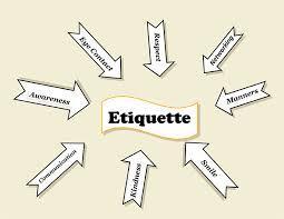 Ettiquette
