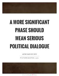 Political dialogue